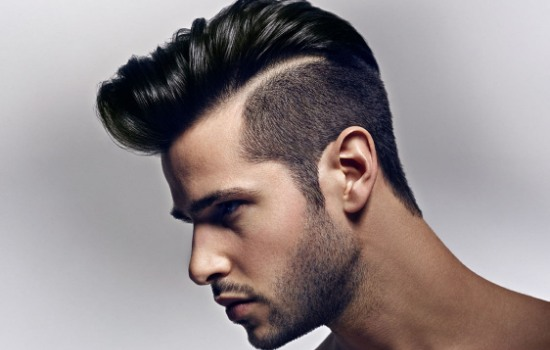 Stylish and trendy hairstyles for men trends 2018. Create fashionable hairstyles for men based on classic